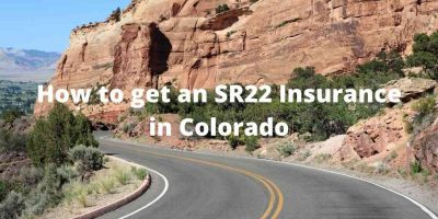 How to get an SR22 Insurance in Colorado