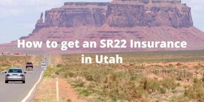 How to get an SR22 Insurance in Utah